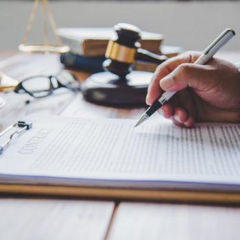 Evolution des procédures judiciaires en France et reglementation