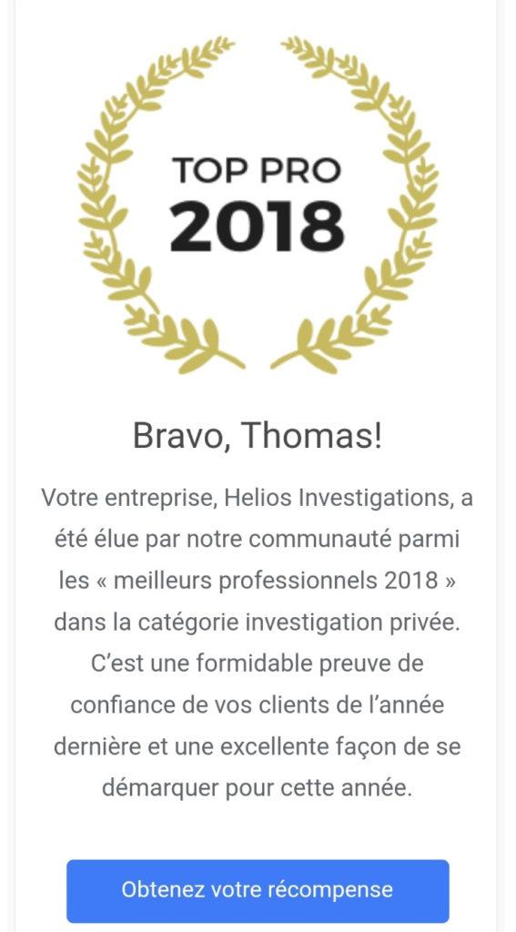 détective Paris, Montpellier, Lyon